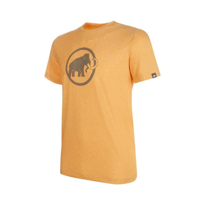 Trovat Herren-Shirt Mammut 465736600653 Farbe Dunkelgelb Grösse XL Bild-Nr. 1