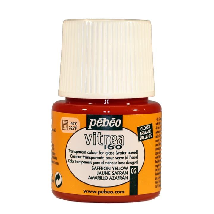Pébéo Vitrea 160 Brillante Pebeo 663507310200 Colore Giallo saffron N. figura 1