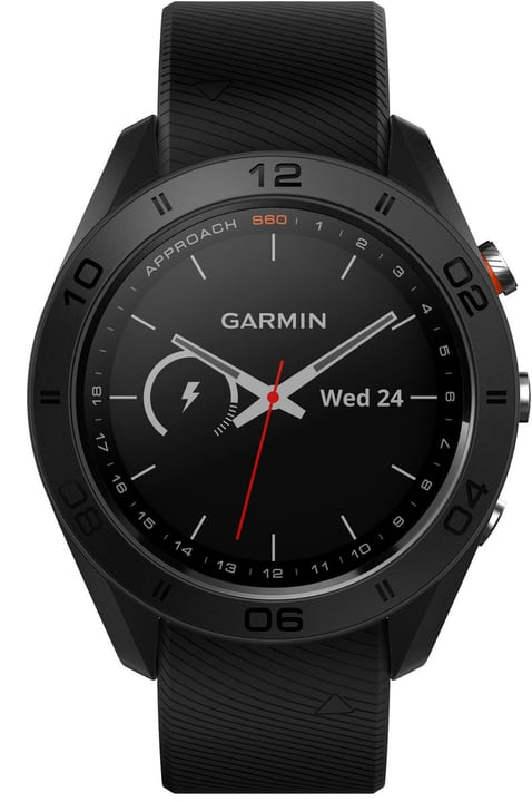 Approach S60 Noir Smartwatch Garmin 785300128856 Photo no. 1