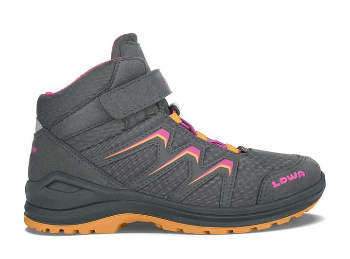 Maddox GTX Mid Chaussures de randonnée pour enfant Lowa 465524423080 Couleur gris Taille 23 Photo no. 1