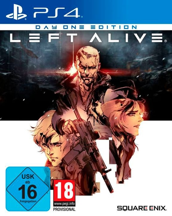 PS4 - Left Alive Day One Edition Box 785300141931 Langue Italien Plate-forme Sony PlayStation 4 Photo no. 1