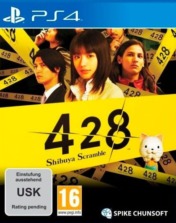 PS4 - 428 Shibuya Scramble (D) Box 785300137878 Photo no. 1