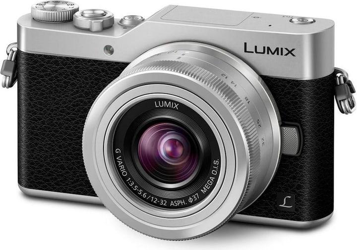 DMC-GX800KEG-S argent 12-32mm Kit appareil photo système Panasonic 785300126064 Photo no. 1