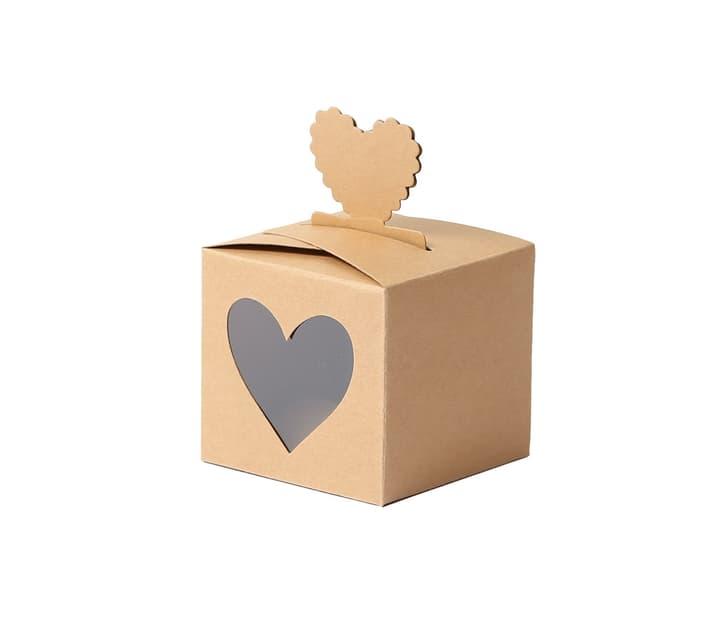 Papierboxen Herz I AM CREATIVE 666211800000 Bild Nr. 1