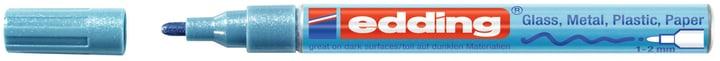 edding marcatore 751 CREA Edding 665509500140 Colore Azzurro N. figura 1