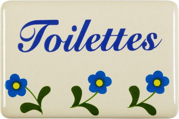 Panneau en émail Toilettes 605076600000 Photo no. 1