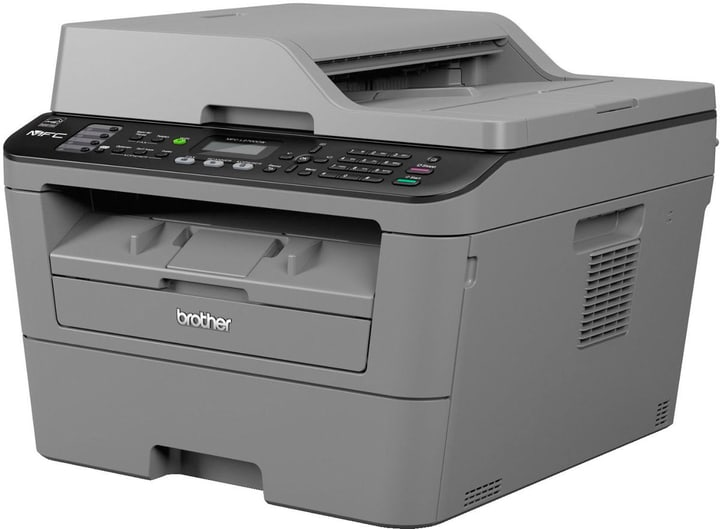 MFC-L2700DW inkl. Brother QL-500* Imprimante multifonction Brother 785300124042 Photo no. 1