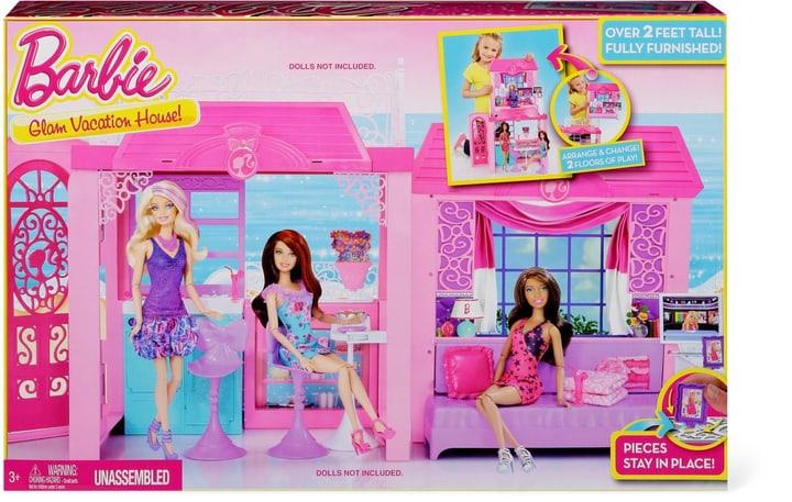 W14 BARBIE GLAM FERIENHAUS Barbie 74791970000014 Bild Nr. 1
