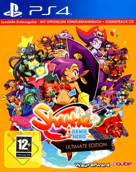 PS4 - Shantae - Half Genie Hero Ultimate Day One Edition D Box 785300132411 Photo no. 1