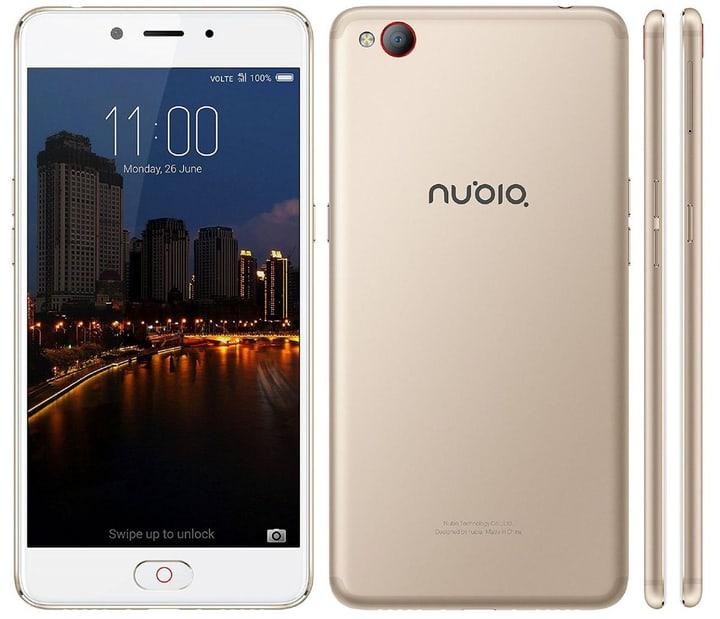 NUBIA N2 champagne gold Smartphone 785300133188 Bild Nr. 1