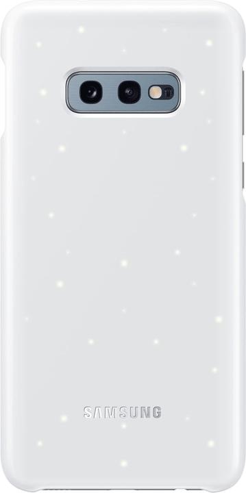 LED Cover White Custodia Samsung 785300142461 N. figura 1