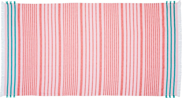 KIMA Il telo Hamam 450876922330 Colore Rosso Dimensioni L: 100.0 cm x A: 180.0 cm N. figura 1
