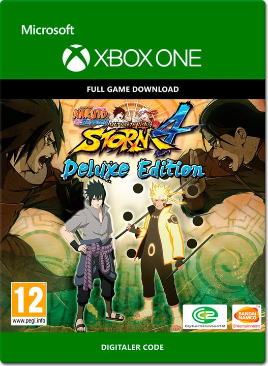 Xbox One - Naruto Ultimate Ninja Storm 4 - Deluxe Edition Download (ESD) 785300138654 Bild Nr. 1