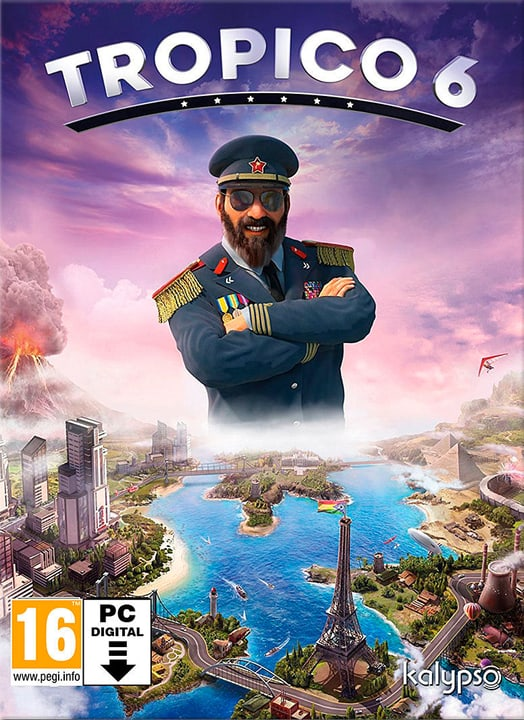 PC - Tropico 6 Download (ESD) 785300143863 Photo no. 1