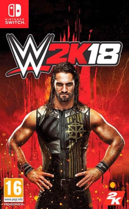 NSW - WWE 2K18 F 785300130177 Bild Nr. 1