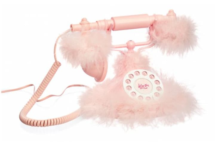 Lola-Fon Plüschtelefon Emporia 785300146706 N. figura 1