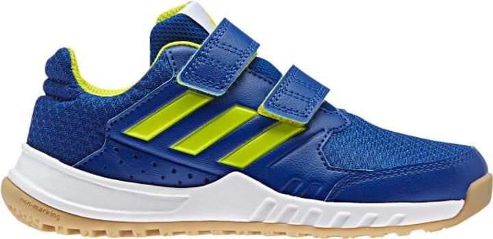 Forta Gym CF Chaussures d'intérieur pour enfant Adidas 460658128040 Couleur bleu Taille 28 Photo no. 1