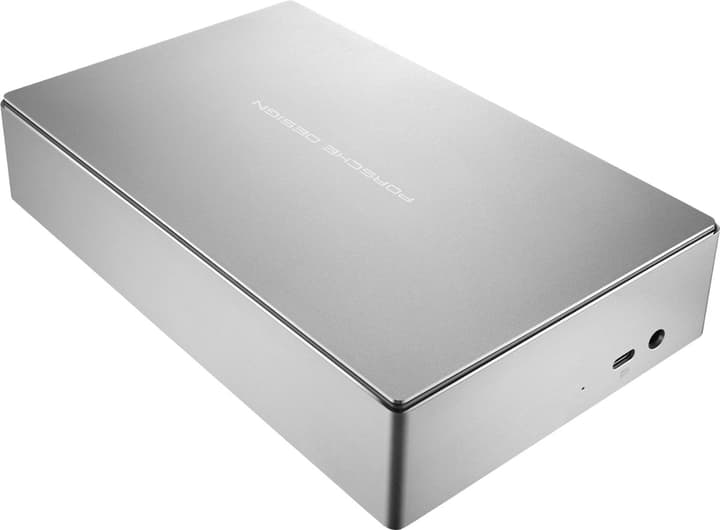 Porsche Design Desktop Drive 8To Disque Dur Externe HDD Lacie 785300132371 Photo no. 1