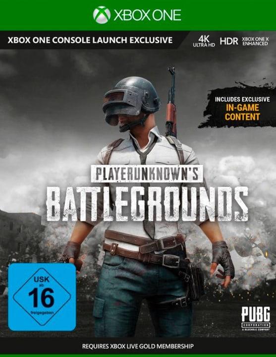 Xbox One - Playerunknown's Battlegrounds (D/F) Box 785300138731 Photo no. 1