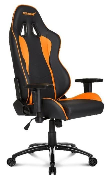 AKRacing Nitro Spielsitz schwarz/orange 95110059141517 Bild Nr. 1