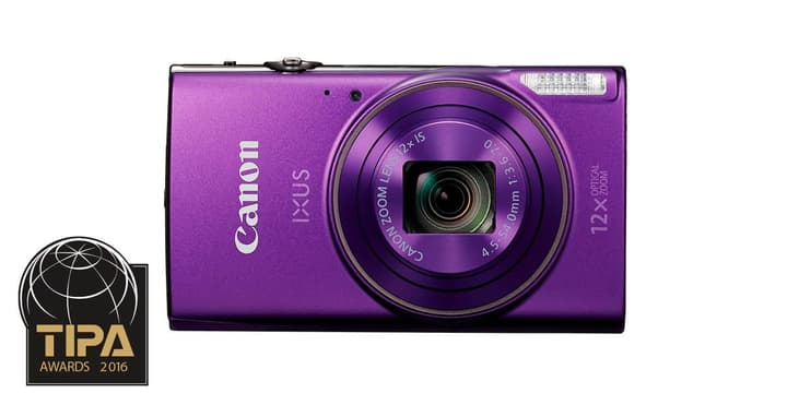 IXUS 285 HS appareil photo compact violet Canon 785300123637 Photo no. 1