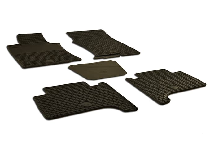 Set de tapis en caoutchouc CITROEN Tapis de voiture WALSER 620560200000 Photo no. 1