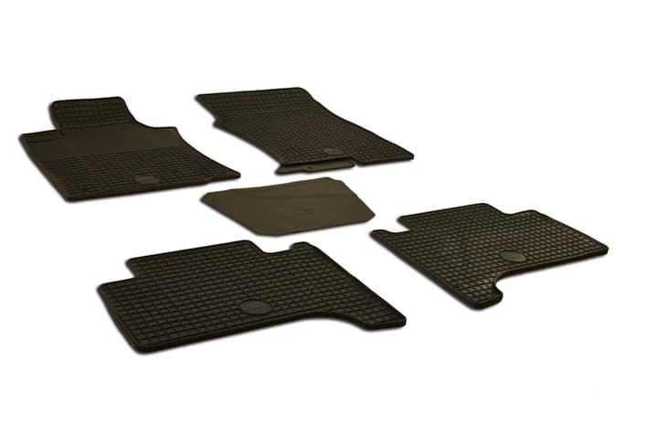 Set de tapis en caoutchouc SKODA Tapis de voiture WALSER 620568800000 Photo no. 1