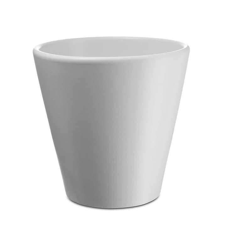 JOLINE Cache-pot 382015400000 Dimensions L: 18.5 cm x P: 18.5 cm x H: 17.5 cm Couleur Blanc Photo no. 1