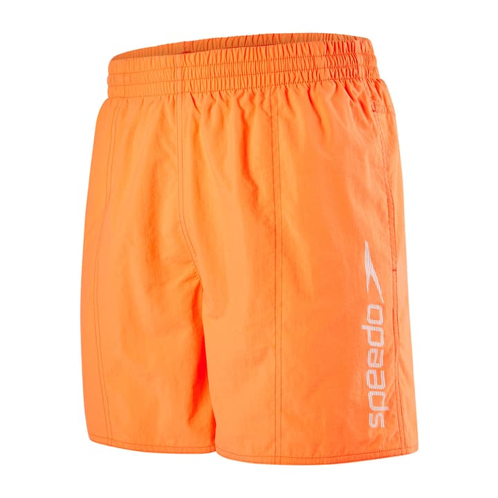 "Scope 16"" Watershort Short de bain pour homme Speedo 462170000434 Couleur orange Taille M Photo no. 1"