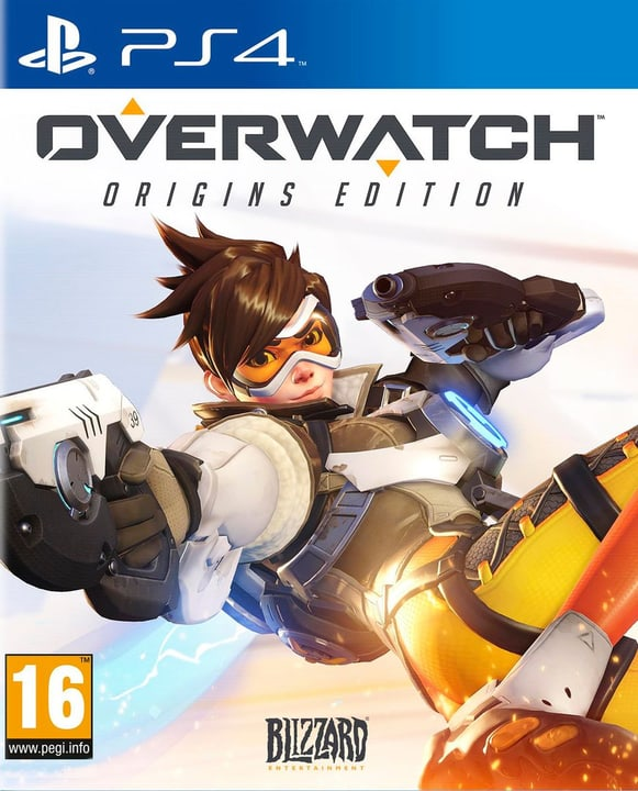 PS4 - Overwatch Origins Edition 785300120684 N. figura 1