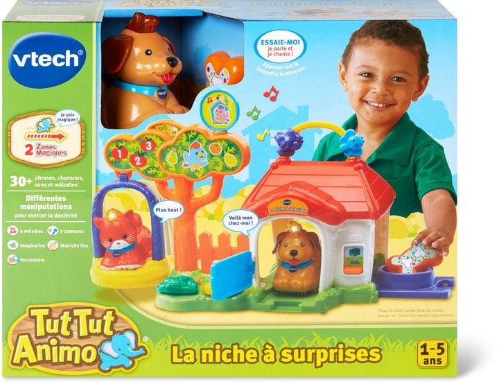 Tut Tut Animo Niche à surprises (F) 746387190100 Lengua Francese N. figura 1