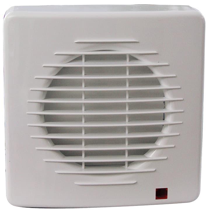 Ventilateur temporisateur automatique Suprex 678047700000 Couleur Blanc Annotation Ø 120 mm Photo no. 1