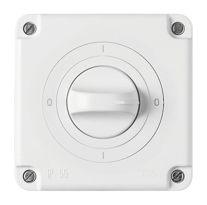 Interrupteur rotatif à encastrer muoillé Feller 612226200000 Photo no. 1
