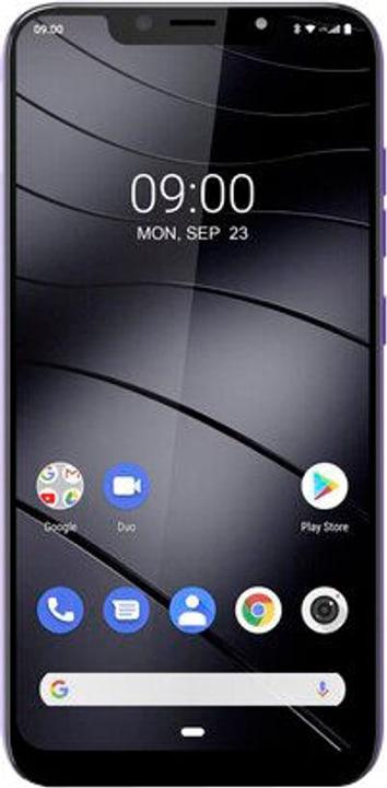 GS195 Dark Purple Smartphone Gigaset 785300147600 Photo no. 1