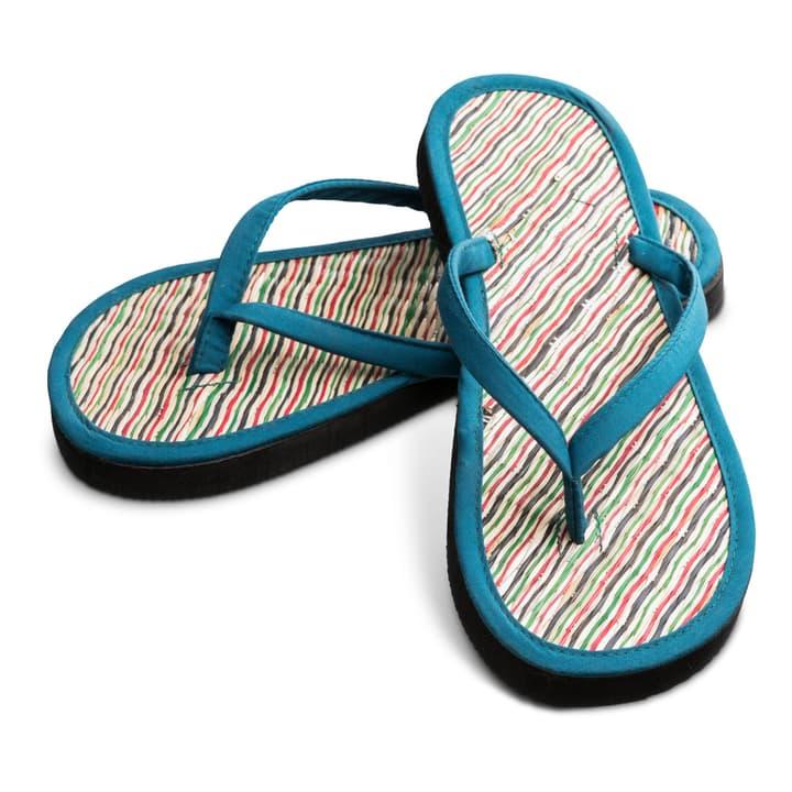 EDINA flip flop (36/37) 374141103640 Couleur Bleu Photo no. 1