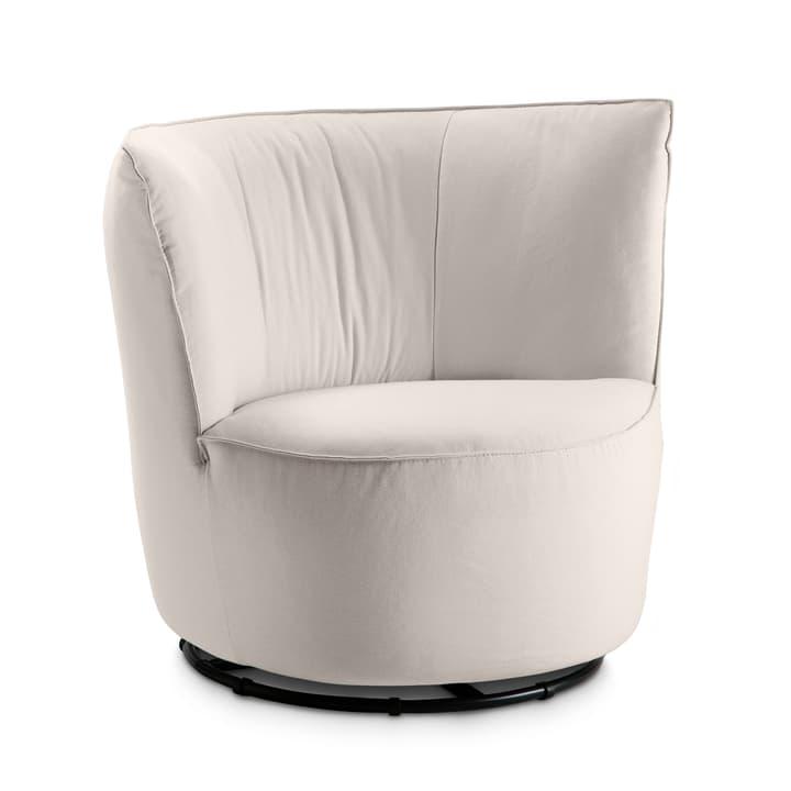 BRONTE Sessel 360049527503 Grösse B: 85.0 cm x T: 80.0 cm x H: 77.0 cm Farbe Sand Bild Nr. 1