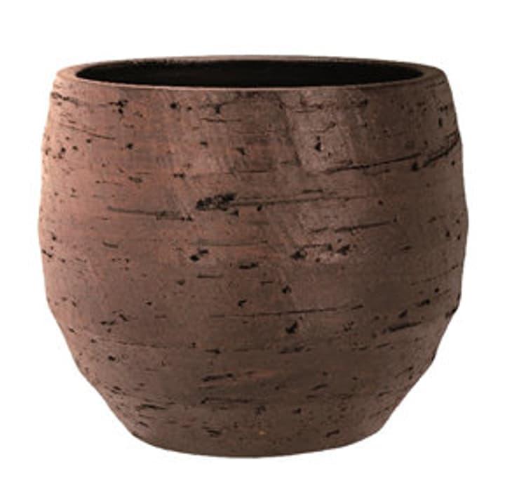 Coprivaso Madeira 658611600025 Taglio ø: 25.0 cm x A: 25.0 cm Colore Marrone N. figura 1