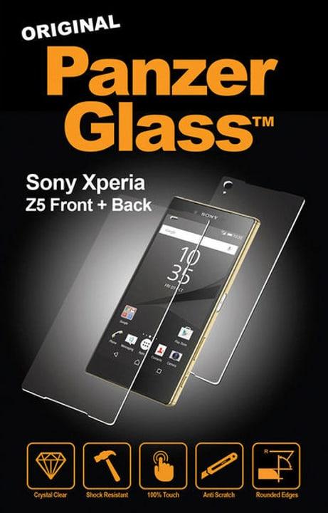 Classic Front+Back Sony Xperia Z5 Schutzfolie Panzerglass 785300134500 Bild Nr. 1