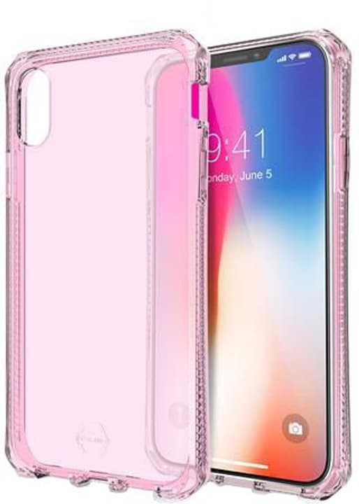 "Hard Cover ""Spectrum light pink"" Coque ITSKINS 785300149516 Photo no. 1"