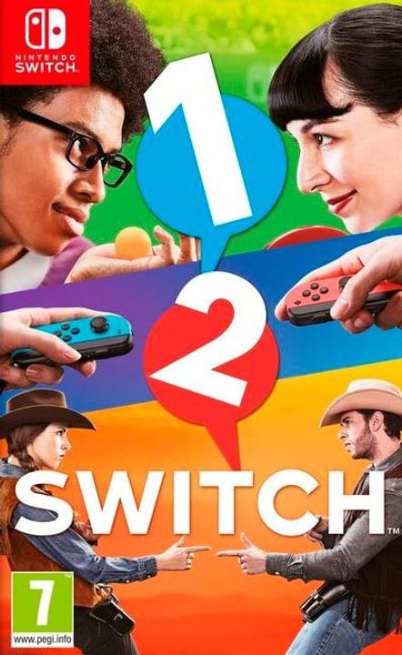 Switch - 1-2-Switch Box Nintendo 785300121678 Langue Italien Plate-forme Nintendo Switch Photo no. 1