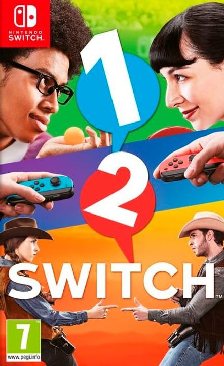 Switch - 1-2-Switch I Physisch (Box) 785300121678 Bild Nr. 1