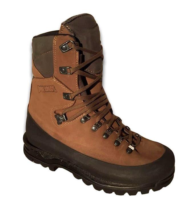KS Schwer 08 AGFA Chaussures de travail Meindl 465511047067 Couleur olive Taille 47 Photo no. 1