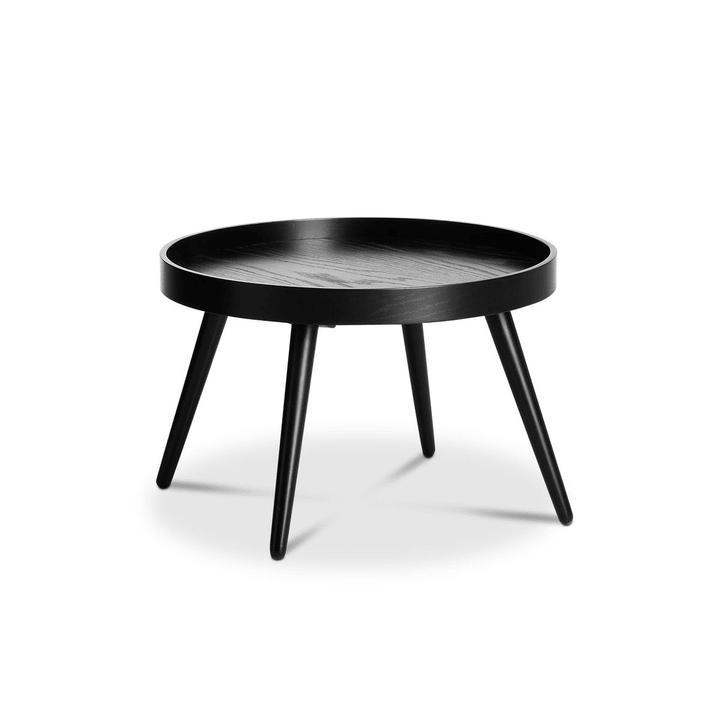 ELIAS Tavolino 362082000000 Dimensioni L: 55.0 cm x P: 55.0 cm x A: 37.0 cm Colore Nero N. figura 1