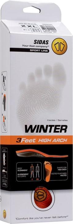 Winter 3 Feet High Sport Einlegesohle Sidas 461684800330 Farbe rot Grösse S Bild-Nr. 1
