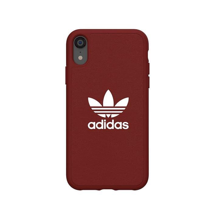 MouldedCase CANVAS rosso vinaccia Custodia Adidas Originals 785300139779 N. figura 1