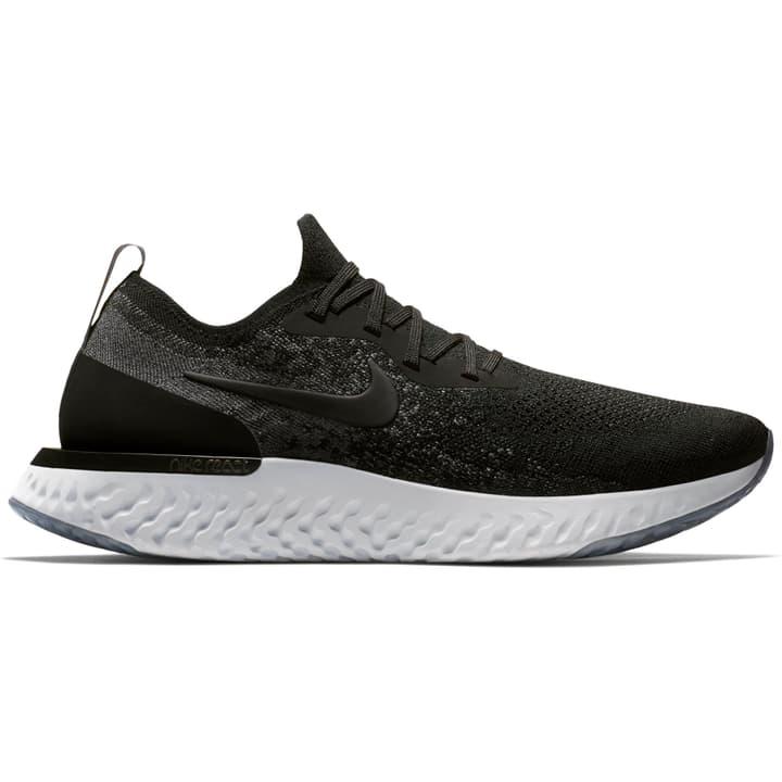 Epic React Flyknit Chaussures de course pour homme Nike 463223642020 Couleur noir Taille 42 Photo no. 1