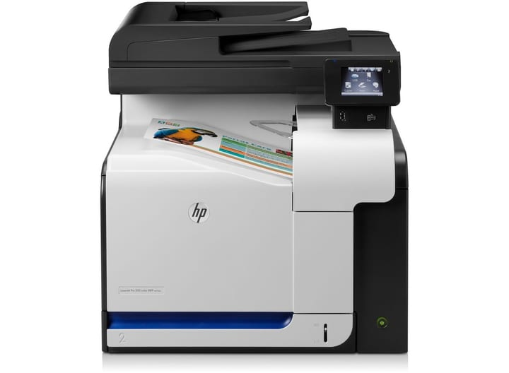 LaserJet Color Pro M570dw MFP Imprimante multifonction HP 785300127654 Photo no. 1