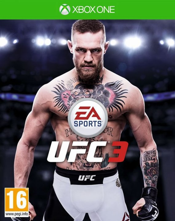 Xbox One - EA Sports UFC 3 (E/D/F) Box 785300131990 Bild Nr. 1