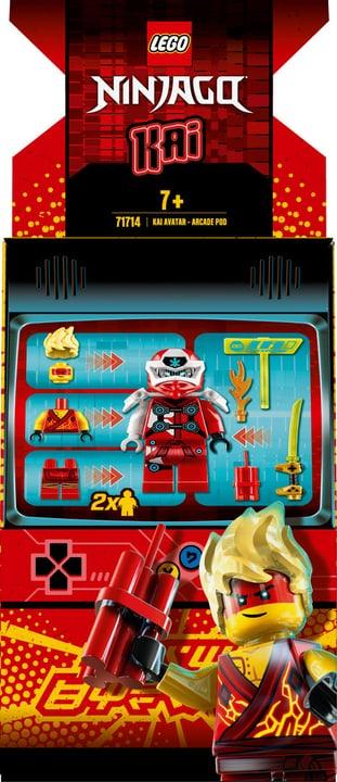 LEGO Ninjago 71714 Kai Avatar Arcade Pod 748734500000 Bild Nr. 1