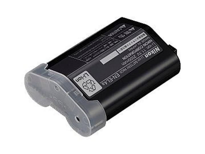 EN-EL4A Lithium-Ionen batterie Nikon 785300125595 Photo no. 1